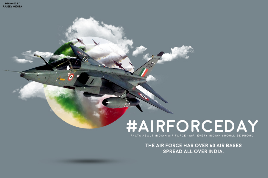 6 Graphics that define greatness of Indian Air Force